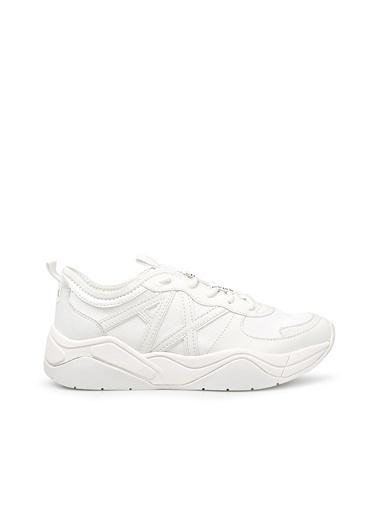 Armani Exchange  Günlük Spor Ayakkabı Kadın Ayakkabı Xdx039 Xv311 00152 Beyaz